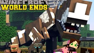 Minecraft: THE WORLD IS ENDING!??! - TERRA SWOOP FORCE - Custom Map [2] by PopularMMOs