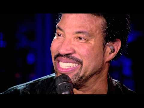 Lionel Richie - Hello (Live) (2007) (HD) (видео)
