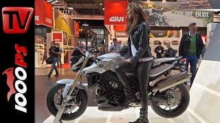 10. BMW F 800 R 2015 - Features, Price, Details