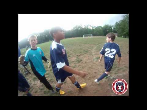 TOCATV: Toca Juniors U10 Boys Hoyas (Close-ups &amp; Line-up)