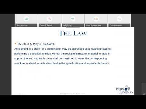 Preparing and Prosecuting…