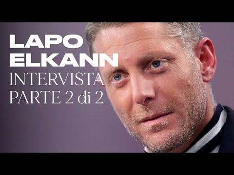 Simona Ventura intervista Lapo Elkann (parte seconda)