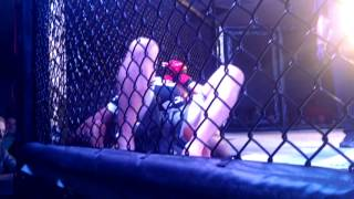 ShoFIGHT: FRENZY - Brian Mitchell Vs Andrew Siegismund - MMA FIGHT VIDEO
