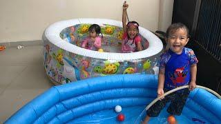 Video Main di Mini Pool Bola Warna Warni sambil belajar Bahasa JEPANG   Mainan Anak Zara Cute MP3, 3GP, MP4, WEBM, AVI, FLV Maret 2019