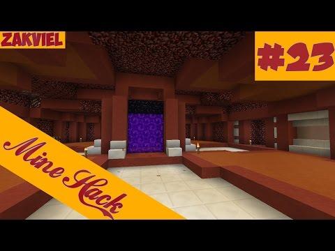 Майнхак - Эпизод 23: Личный Мини Хаб!