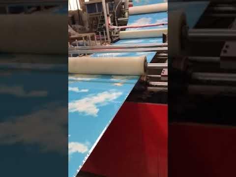 Xưởng Sản xuất phân phối tấm trần nhựa thả pVC toàn quốc