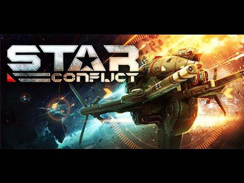Лучшие онлайн игры космос симулятор с открытым миром  Star Conflict