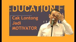 Video Cak Lontong  Jadi Motivator  |  1 Jam Lebih Ngocok Perut MP3, 3GP, MP4, WEBM, AVI, FLV Desember 2018
