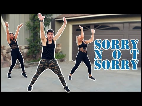 Sorry Not Sorry - Demi Lovato | The Fitness Marshall | Dance Workout