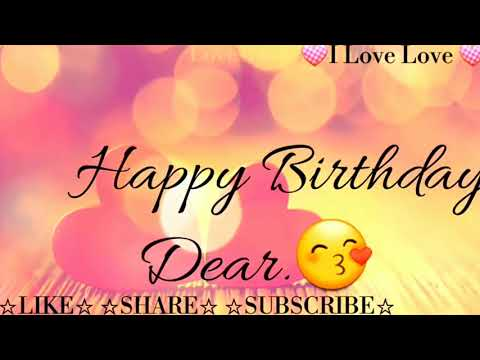 Birthday wishes for best friend - 26 February Birthday Status
