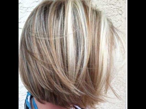 Haircut - Hair Color Ideas for Short Hair