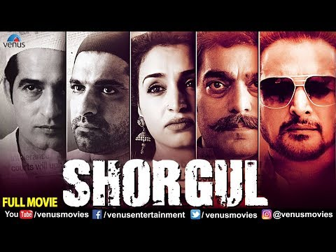 Shorgul | Full Hindi Movie | Jimmy Shergil | Ashutosh Rana | Suha Gezen | Hindi Movies