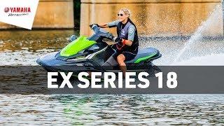 6. Yamaha 2018 EX Series Waverunners