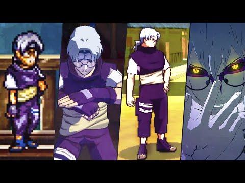 Evolution of Kabuto in Naruto Games (2004-2020)