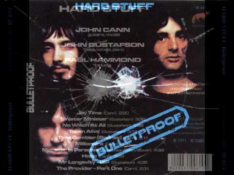 Hard Stuff - Sinister Minister online metal music video by HARD STUFF