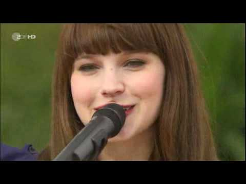 Marit Larsen - If a song could get me you (fellépés)