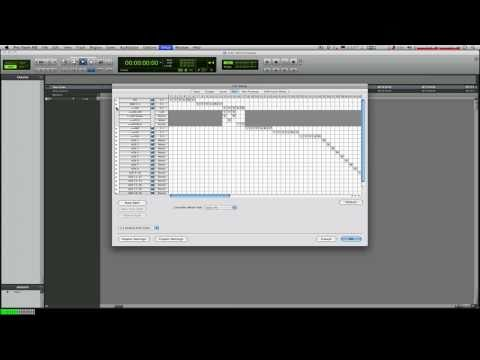 Pro Tools Tips & Tricks – Creating a Template