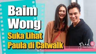 Video Baim Wong Suka Banget Lihat Paula Verhoeven di Catwalk MP3, 3GP, MP4, WEBM, AVI, FLV Maret 2019