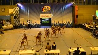 Young Sensation - Nordbayerische Meisterschaft 2015