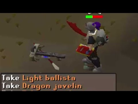 PKing in Edgeville Dungeon (Pure OSRS) (видео)