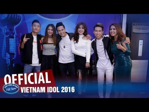 VIETNAM IDOL 2016 - HẬU TRƯỜNG ĐÊM TRAO GIẢI - Thời lượng: 8 phút, 32 giây.