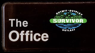Survivor Seasons Portrayed by The Office
