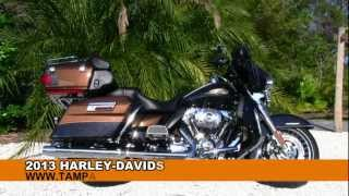 4. New 2013 Harley-Davidson FLHTK Electra Glide Ultra Limited 110th Anniversary review