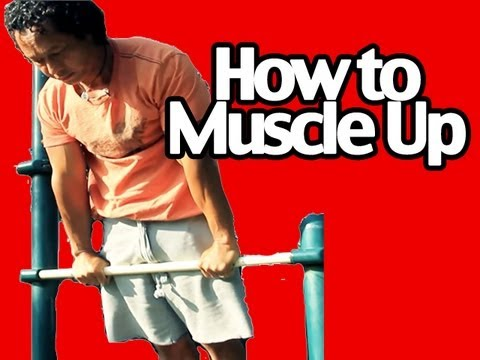 Techniques for Pull-Ups, Chin Up and Muscle Ups: Workout Videos