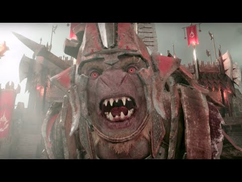 Middle-earth: Shadow of War Official Warmonger Tribe Trailer