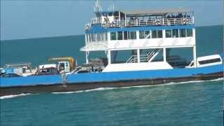 The Koh Chang Ferry, Thailand