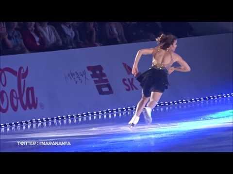 Ashley Wagner - Dangerous Woman /20160604 All That Skate