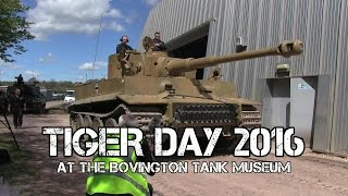 Nonton Tiger Day 2016 At The Bovington Tank Museum Film Subtitle Indonesia Streaming Movie Download