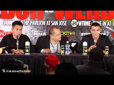 Cung Le Scott Smith Weigh in on a 3rd Fight Rematch