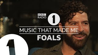 """Music That Made Me: Foals - """"It almost didn't happen."""""""