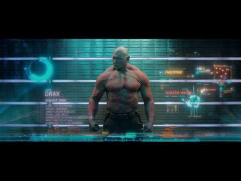 Guardians of the Galaxy (Character Featurette 'Drax')