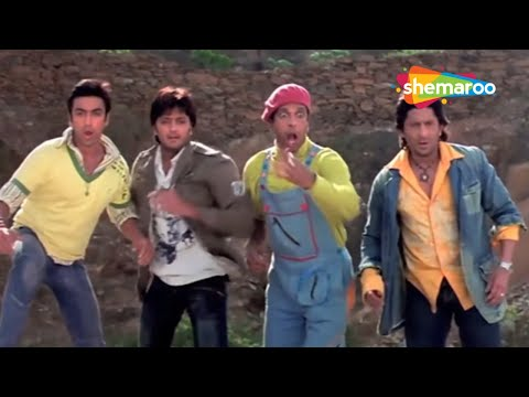 Dhamaal (HD) Hindi Full Movie in 15mins - Sanjay Dutt, Arshad Warsi, Riteish Deshmukh - Comedy Movie