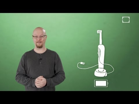 How Does An Electric Toothbrush Charge Itself?