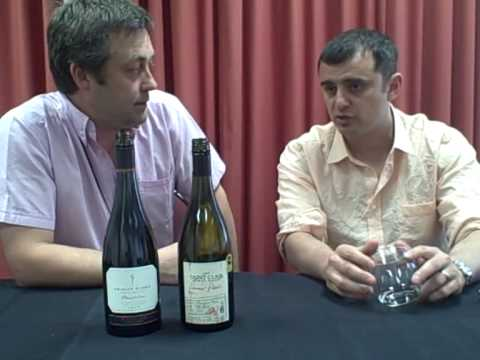Wine Review – Gary Vaynerchuck on Wine Vault TV