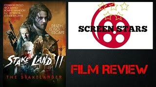 Stake Land 2 The Stakelander (2016) Film Review
