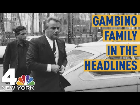 Three Times the Gambino Crime Family Has Made Headlines | NBC New York