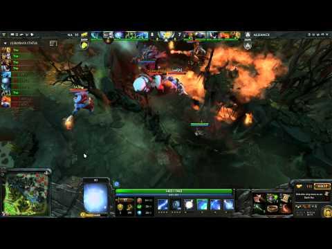 Alliance vs Na`Vi - TI3 Playoffs Grand Final - G3