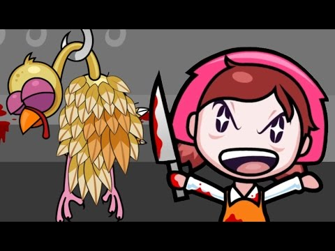 Cooking Mama: MAMA KILLS ANIMALS | HAPPY THANKSGIVING! | The Unauthorized Peta Edition