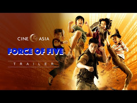 Force Of Five | Official Trailer