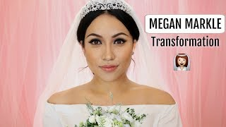 Video MEGHAN MARKLE Bride Makeup Transformation !!! MP3, 3GP, MP4, WEBM, AVI, FLV Maret 2019