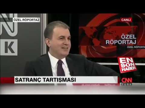 AB Bakanı Ömer Çelik'ten Satranç Açıklaması - CNN Türk - 4 Ocak 2017