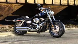 8. 2013 Harley Davidson Dyna Fat Bob Launched in India