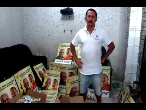 Vereador revoltado em Queimados por dinheiro público jogado fora