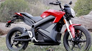 3. 2014 Zero SR - Electric Motorcycle Blows Our Minds