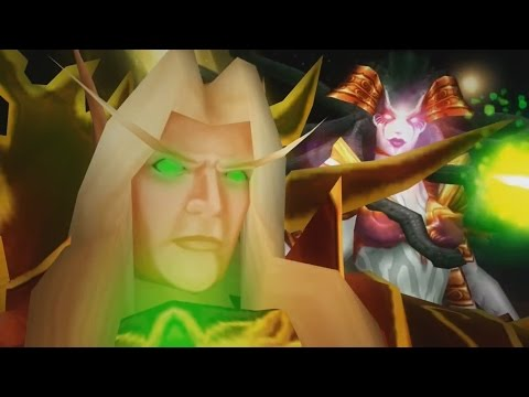 The Story of Kael'thas Sunstrider (Part 2 of 3) [Warcraft Lore]