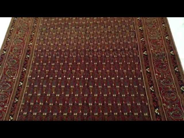 In my stock , Mohtasham kashan antique carpet , one of the pair carpet